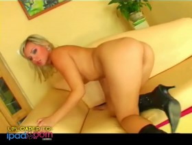 HD,liliane tiger Double Dildo,